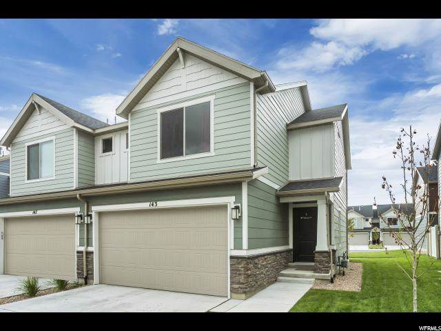 143 E Riverbend Rd, Saratoga Springs, UT 84045 (#1630121) :: Colemere Realty Associates