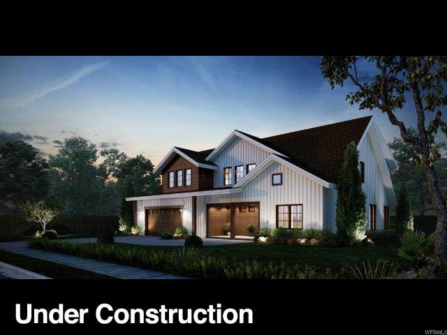 472 N Farmhouse Way #7, Midway, UT 84049 (#1630134) :: Colemere Realty Associates