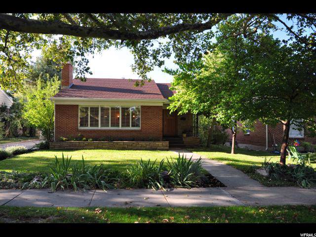 1666 E Laird Ave, Salt Lake City, UT 84105 (#1630153) :: Doxey Real Estate Group
