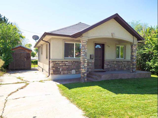 775 W 500 N, Provo, UT 84601 (#1630154) :: Exit Realty Success