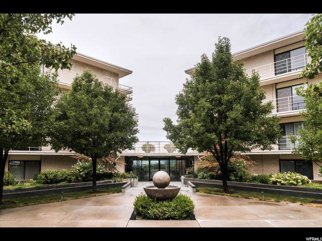 900 S Donner Way E #408, Salt Lake City, UT 84108 (#1630167) :: Doxey Real Estate Group