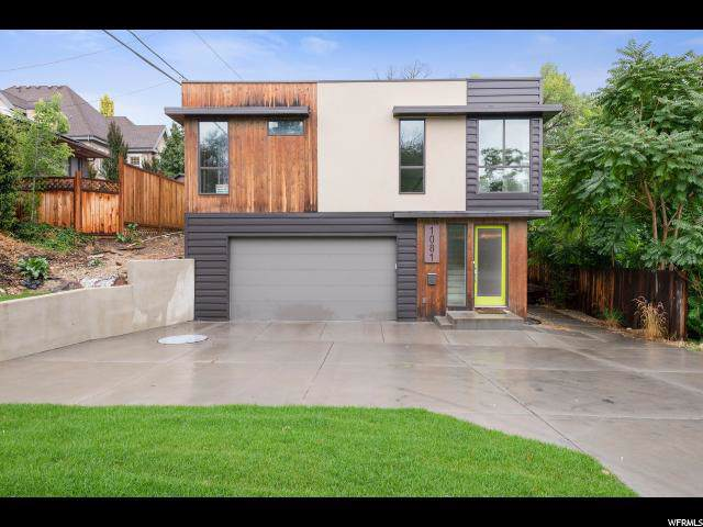 1081 S 1300 E, Salt Lake City, UT 84105 (#1630187) :: The Muve Group