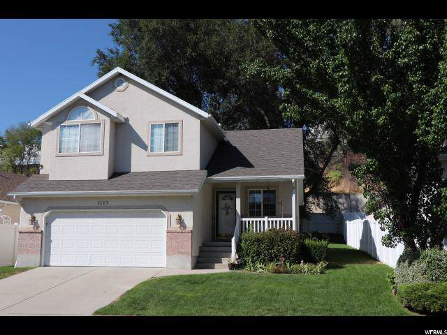 1187 E Parkstone Dr S, Draper, UT 84020 (#1630208) :: The Fields Team