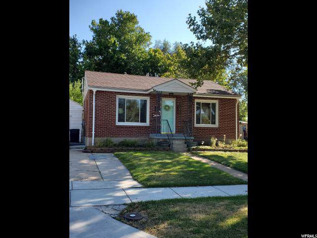 581 38TH St, South Ogden, UT 84403 (#1630235) :: RE/MAX Equity