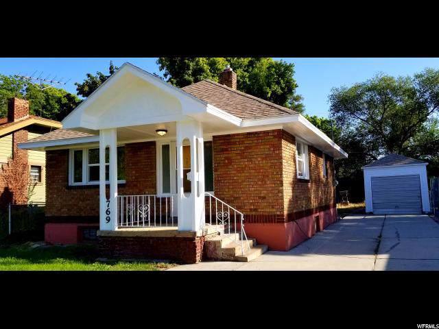 769 30TH St, Ogden, UT 84403 (MLS #1630236) :: Lawson Real Estate Team - Engel & Völkers