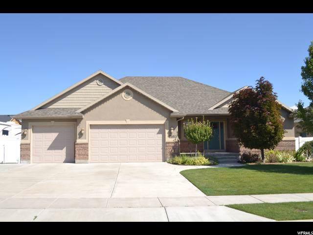 7583 S 4730 W, West Jordan, UT 84084 (#1630264) :: Bustos Real Estate   Keller Williams Utah Realtors