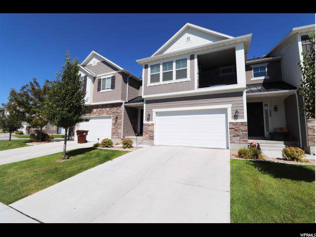 234 E Cordoba Dr, Saratoga Springs, UT 84045 (#1630266) :: Colemere Realty Associates