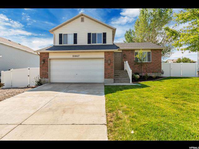 5967 W Jackling Way S, West Jordan, UT 84081 (#1630273) :: Keller Williams Legacy