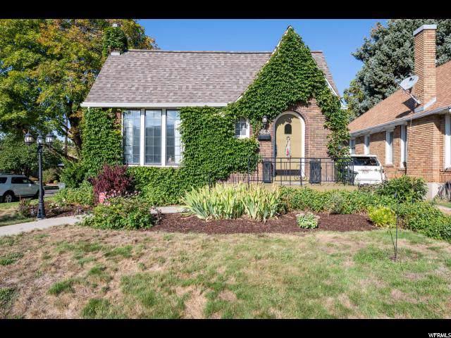 1608 S 1500 E, Salt Lake City, UT 84105 (#1630280) :: Doxey Real Estate Group