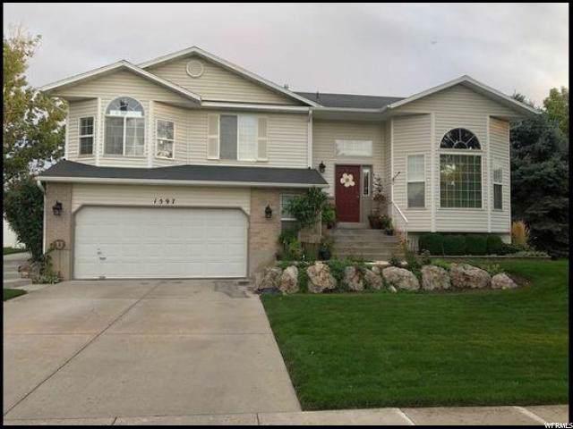 1597 W 1825 S, Woods Cross, UT 84087 (#1630281) :: Bustos Real Estate | Keller Williams Utah Realtors