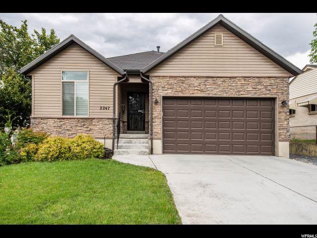2247 E Atkin Ave, Salt Lake City, UT 84109 (#1630284) :: Colemere Realty Associates