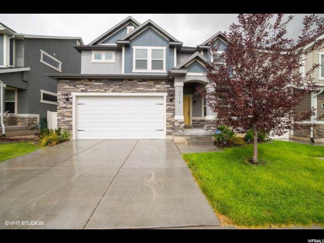 4918 W Yellow Topaz Dr S, Herriman, UT 84096 (#1630287) :: Doxey Real Estate Group