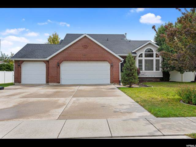8887 S 4420 W, West Jordan, UT 84088 (#1630296) :: Colemere Realty Associates