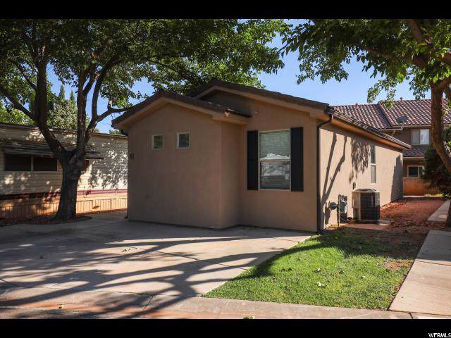 180 N 1100 E #41, Washington, UT 84780 (#1630316) :: Colemere Realty Associates