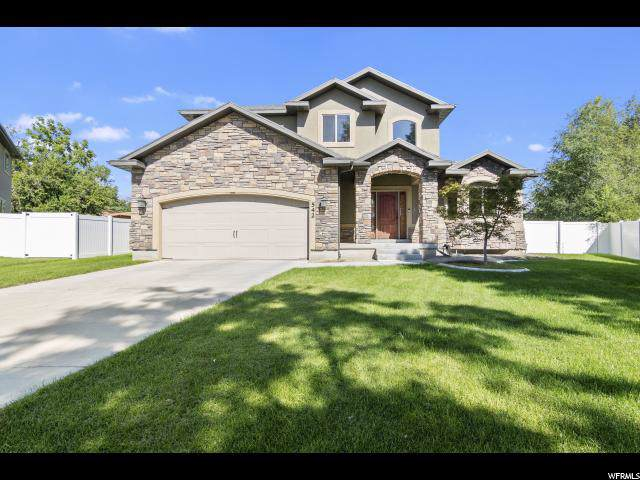 542 W 1700 S, Orem, UT 84058 (#1630323) :: Big Key Real Estate