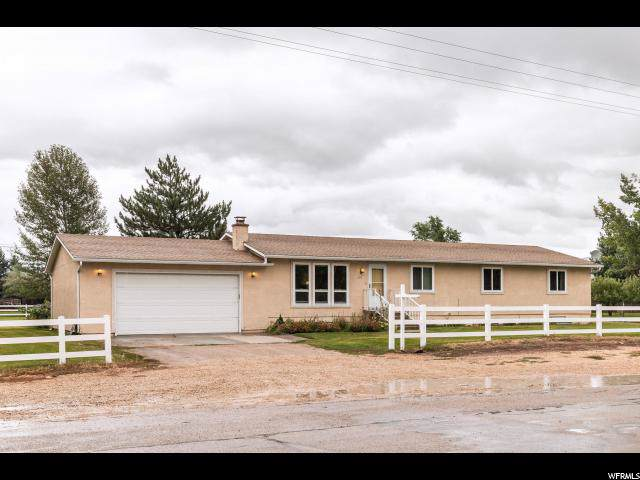 1215 S Mill Rd E, Heber City, UT 84032 (MLS #1630337) :: High Country Properties
