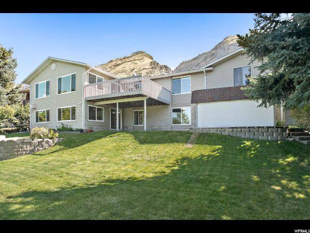 3813 N Foothill Dr, Provo, UT 84604 (#1630342) :: Red Sign Team