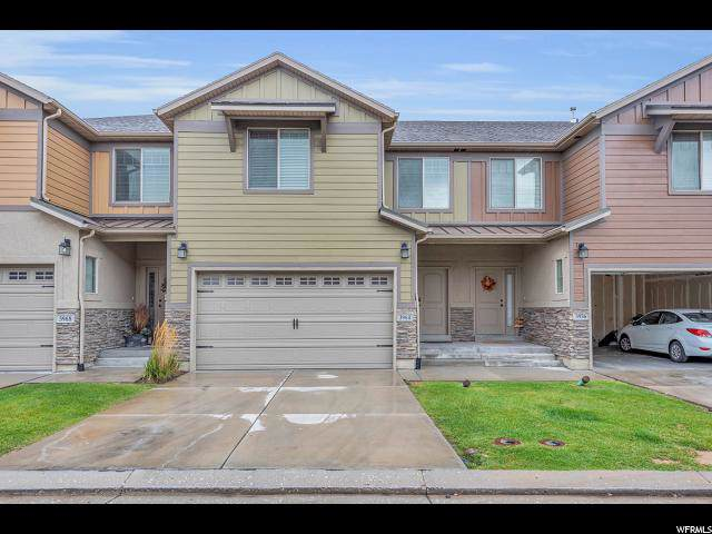 3964 W Sage Blossom Way, South Jordan, UT 84009 (#1630360) :: Keller Williams Legacy