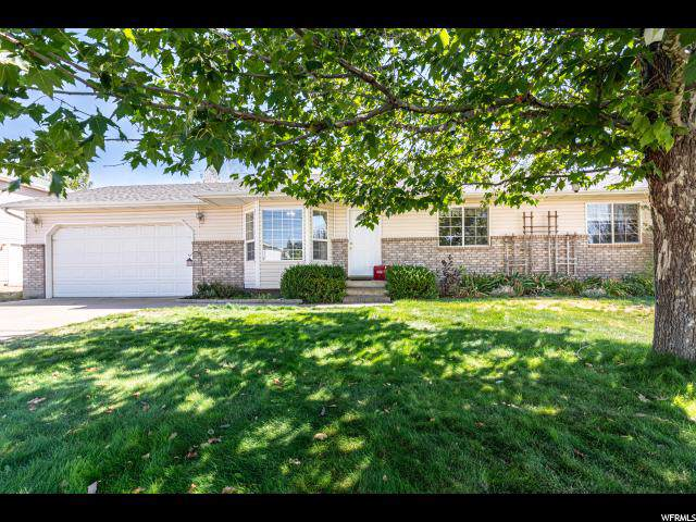 477 N 500 W, Clearfield, UT 84015 (#1630365) :: Red Sign Team