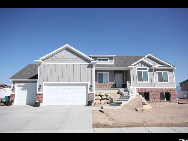 3562 S 5425 W #205, Hooper, UT 84315 (#1630378) :: Colemere Realty Associates