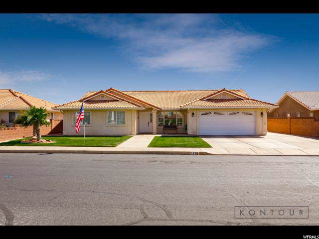1716 E 2410 S, St. George, UT 84790 (#1630383) :: Colemere Realty Associates