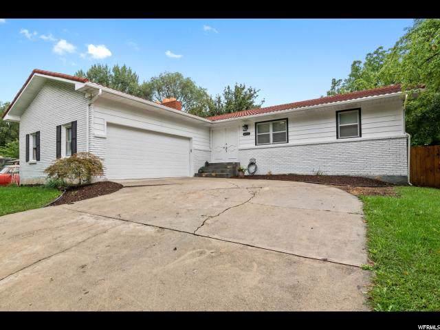 490 Glenwood Dr, Springville, UT 84663 (#1630396) :: Exit Realty Success