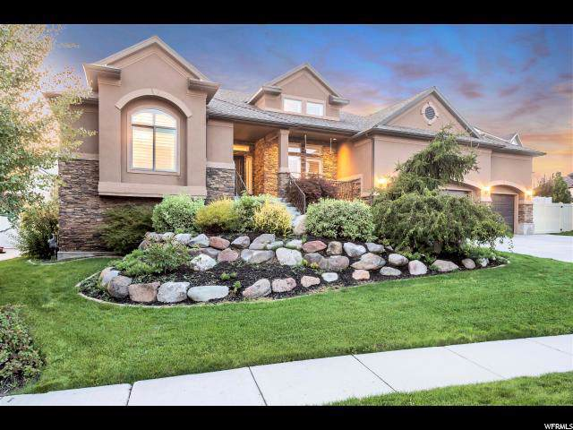 8078 S Lake Powell Rd W, West Jordan, UT 84081 (#1630422) :: Colemere Realty Associates