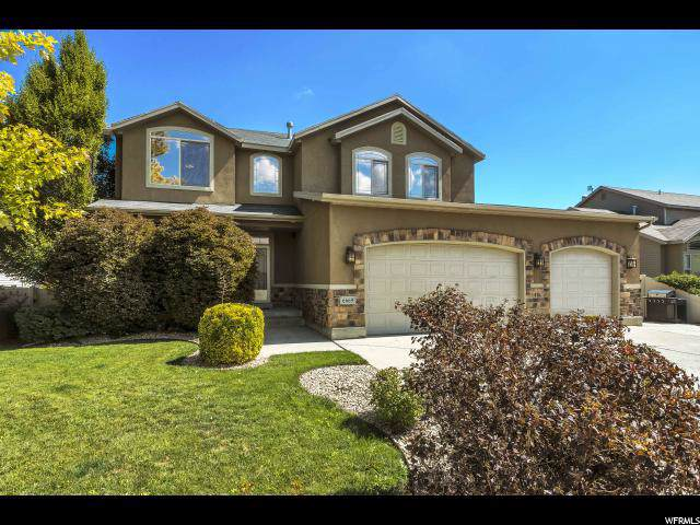 6669 S Early Dawn Dr, West Jordan, UT 84084 (#1630423) :: Colemere Realty Associates