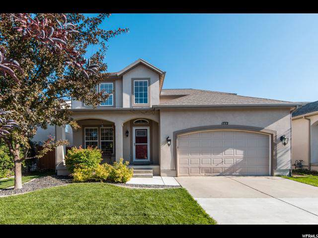 1772 Auburn Ridge Ln, Draper, UT 84020 (#1630449) :: The Fields Team