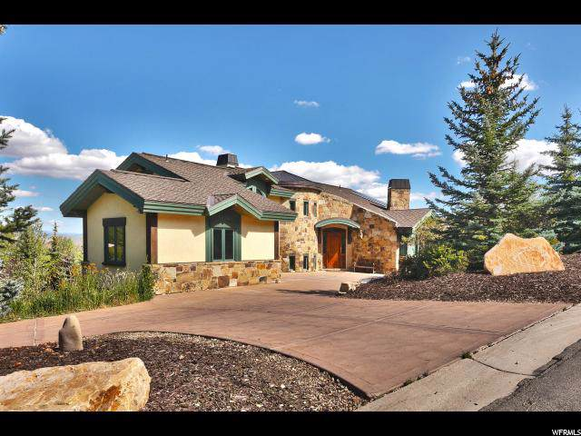 4671 Nelson Ct, Park City, UT 84098 (#1630460) :: Colemere Realty Associates