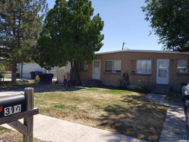 398 E Scott Ave S, Salt Lake City, UT 84115 (#1630482) :: Colemere Realty Associates