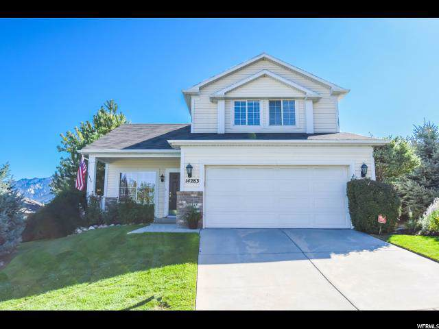 14283 S Wayfield Dr E, Draper, UT 84020 (#1630483) :: Big Key Real Estate