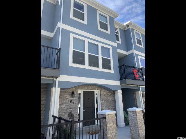 1820 W Dalmeny Way, Riverton, UT 84065 (MLS #1630484) :: Lawson Real Estate Team - Engel & Völkers