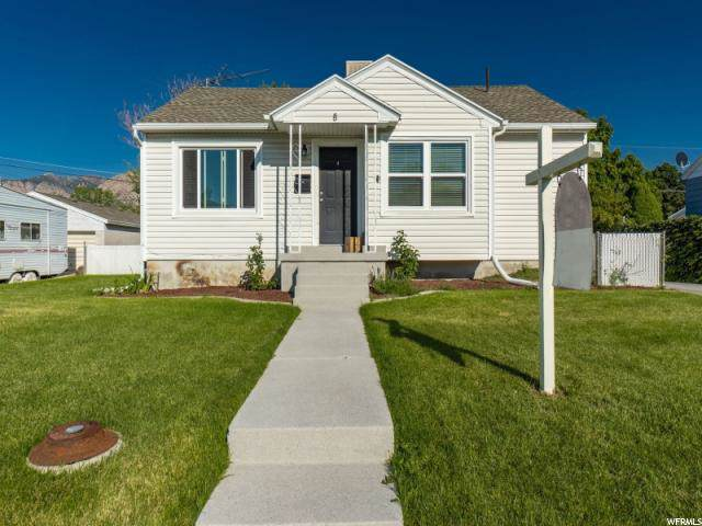 8 Yale Dr, South Ogden, UT 84405 (#1630487) :: RE/MAX Equity