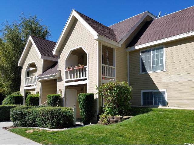 1234 E Waterside Cv S #11, Cottonwood Heights, UT 84047 (#1630511) :: Colemere Realty Associates