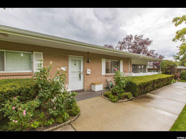 2219 E Carriage Ln Ln S #59, Holladay, UT 84117 (#1630512) :: Von Perry | iPro Realty Network
