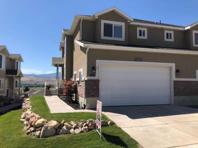870 N Sapphire St E, Morgan, UT 84050 (#1630518) :: Bustos Real Estate | Keller Williams Utah Realtors