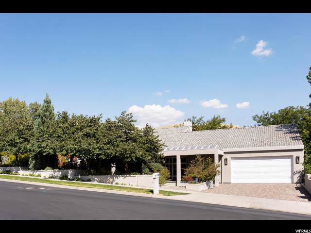1066 N Oak Forest Rd, Salt Lake City, UT 84103 (#1630526) :: The Muve Group