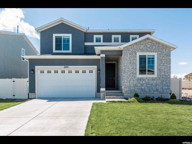 3297 S Hawk Dr, Saratoga Springs, UT 84045 (#1630533) :: The Fields Team