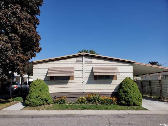 1111 N 2000 W #182, Farr West, UT 84404 (MLS #1630535) :: Lawson Real Estate Team - Engel & Völkers