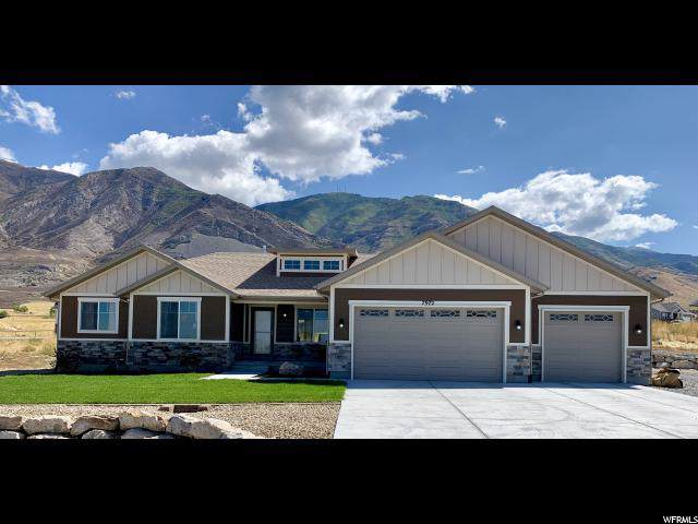 7972 N Cobblerock Rd, Lake Point, UT 84074 (#1630543) :: Red Sign Team