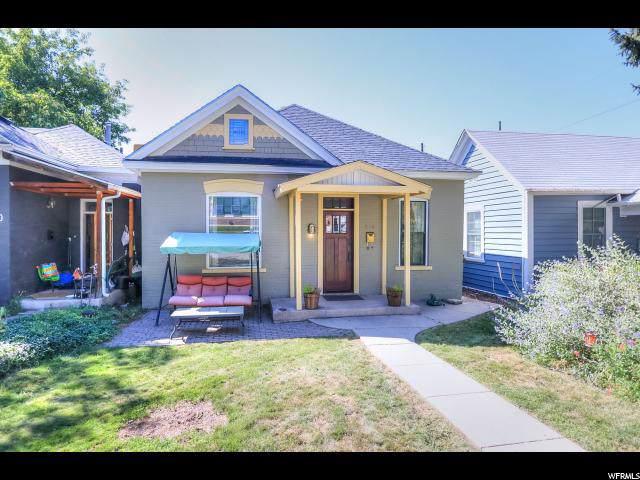 816 S Lincoln St E, Salt Lake City, UT 84102 (#1630556) :: Doxey Real Estate Group