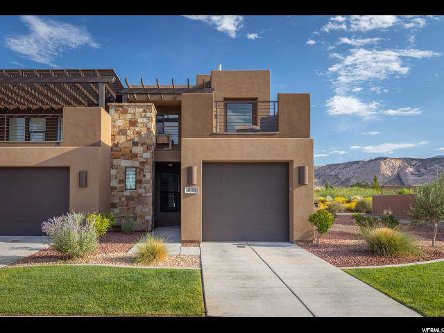 1610 W Canyon Tree Dr, St. George, UT 84770 (#1630557) :: Colemere Realty Associates