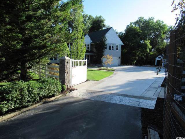 1360 E Shady Lane Way S, Fruit Heights, UT 84037 (#1630563) :: Bustos Real Estate   Keller Williams Utah Realtors