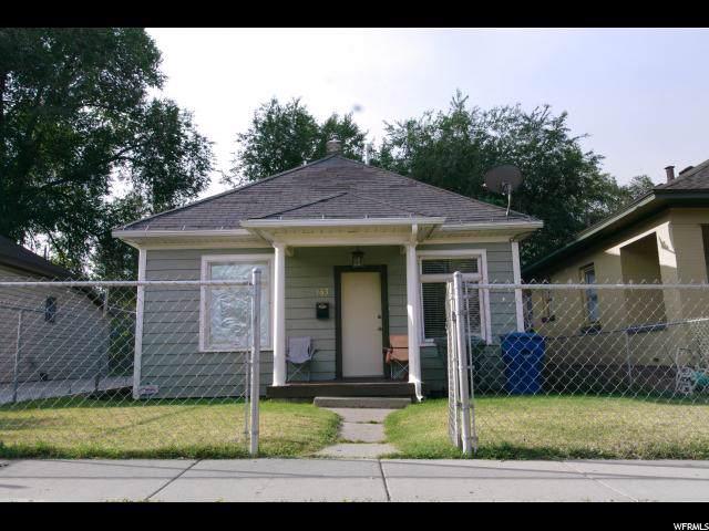 663 30TH St, Ogden, UT 84403 (#1630568) :: Exit Realty Success
