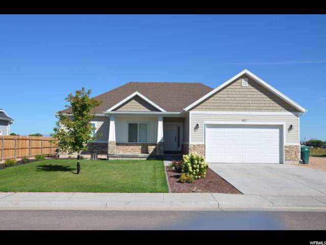 857 S 250 W, Vernal, UT 84078 (#1630570) :: Colemere Realty Associates