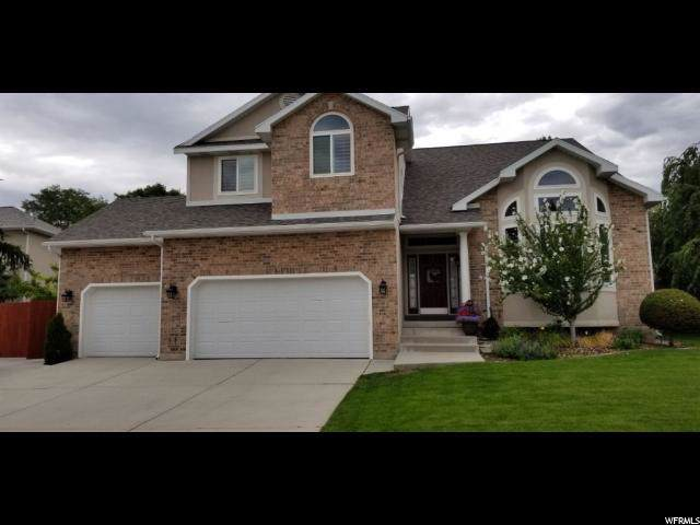 1891 Fall View Dr, Sandy, UT 84093 (#1630579) :: Keller Williams Legacy