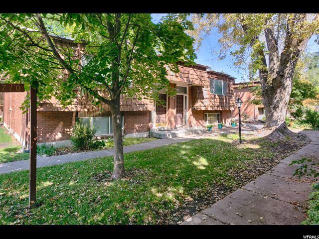 721 E 3710 S #9, Salt Lake City, UT 84106 (#1630586) :: Colemere Realty Associates