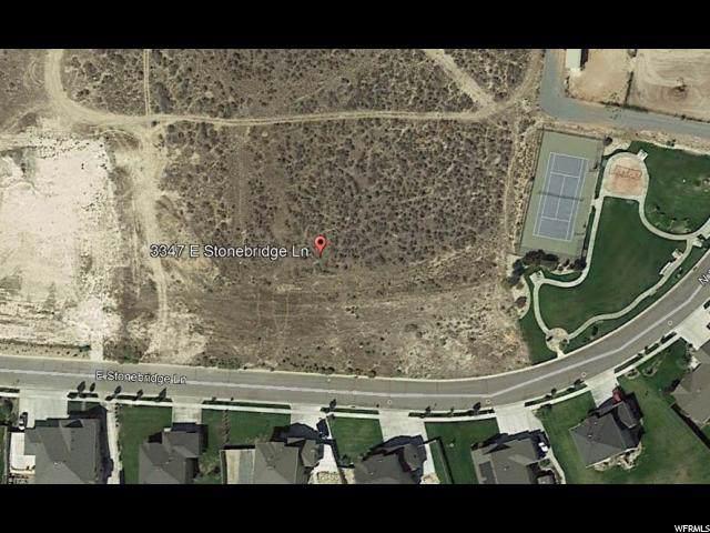 3347 E Stonebridge Ln, Eagle Mountain, UT 84005 (#1630588) :: Big Key Real Estate