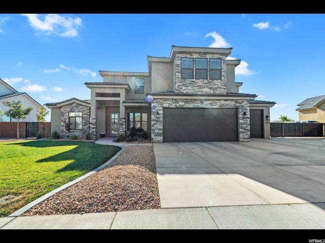 3306 S 2240 E, St. George, UT 84790 (#1630592) :: Keller Williams Legacy